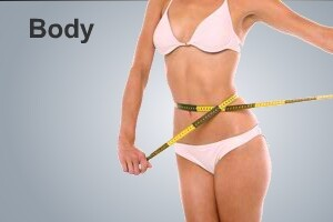 body shaping applications