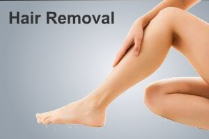 hair removal applications