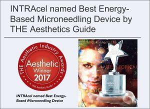 intracel award - Intracel RF microneedle wrinkle removal device